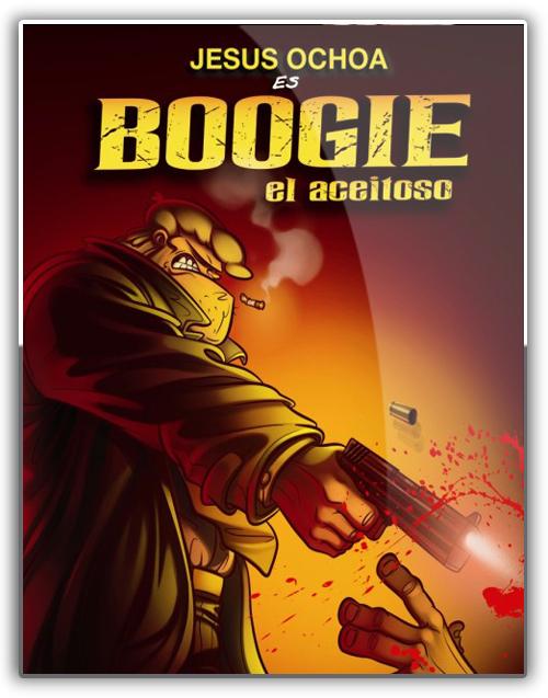 Tłuścioch Boogie / Boogie, el aceitoso