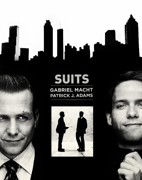 W Garniturach / The Suits (Sezon 1)