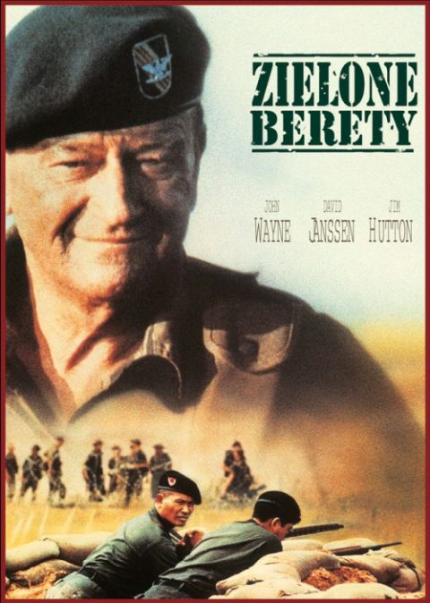 Zielone berety / The Green Berets