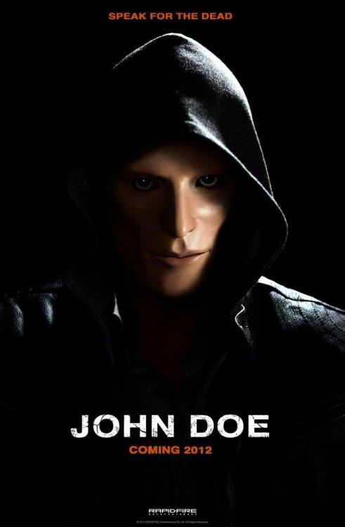 John Doe Samozwańczy strażnik / John Doe Vigilante