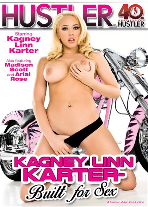 Kagney Linn Karter Built For Sex (2014)