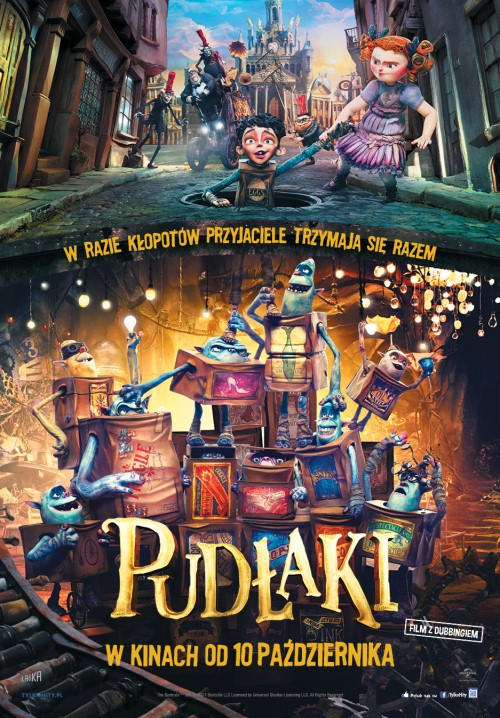 Pudłaki / The Boxtrolls