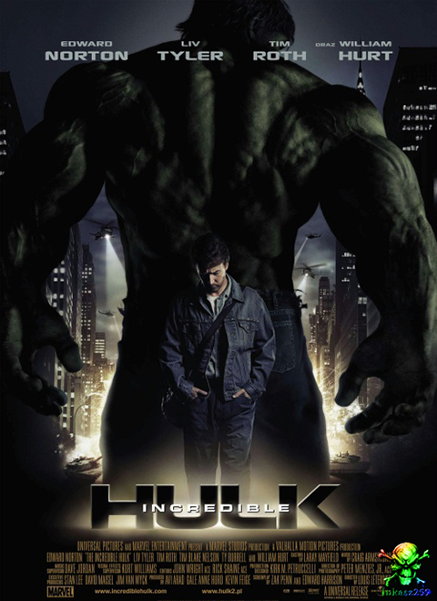 Niesamowity Hulk / The Incredible Hulk