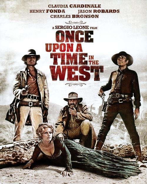 Pewnego razu na Dzikim Zachodzie / Once Upon A Time In The West