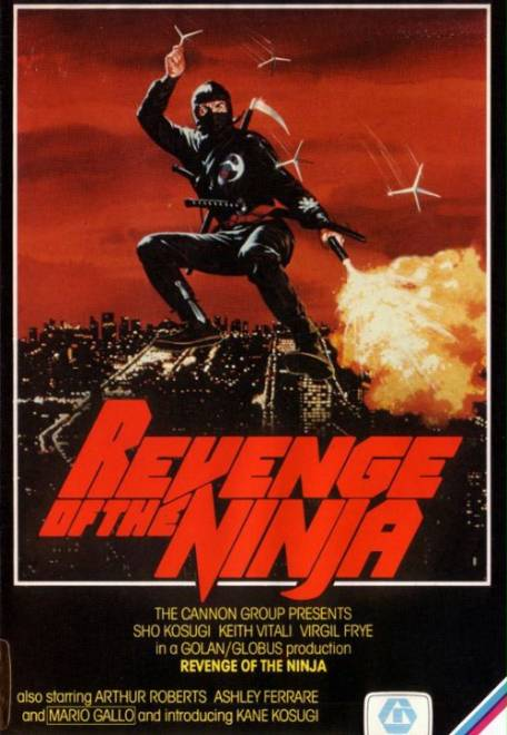 Ninja 2: Zemsta Ninja / Revenge of the Ninja