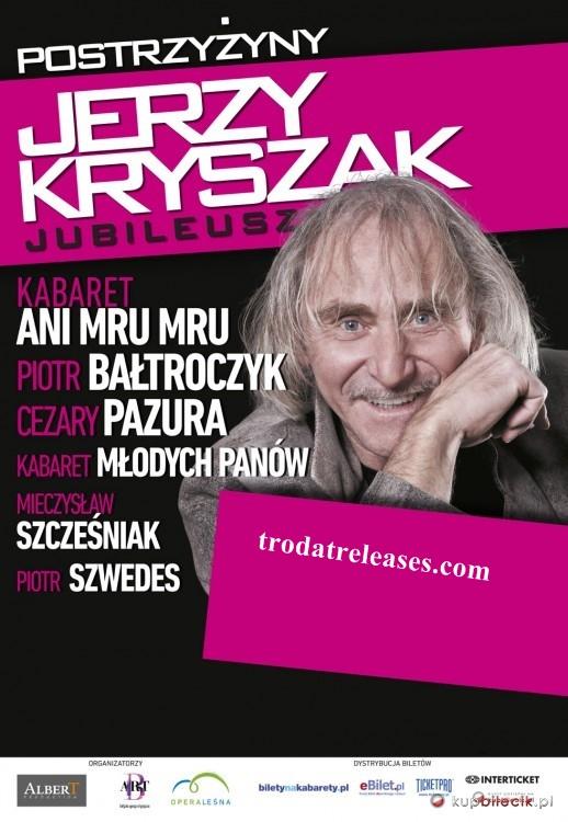 Postrzyżyny Jerzego Kryszaka