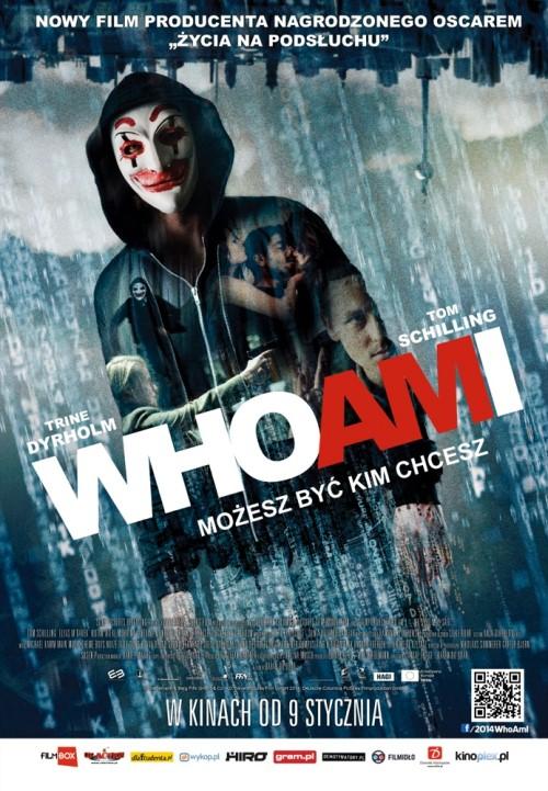 WHO AM I. Możesz być kim chcesz / Who Am I - Kein System ist sicher