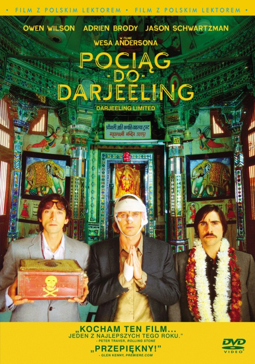 Pociag Do Darjeeling / The Darjeeling Limited