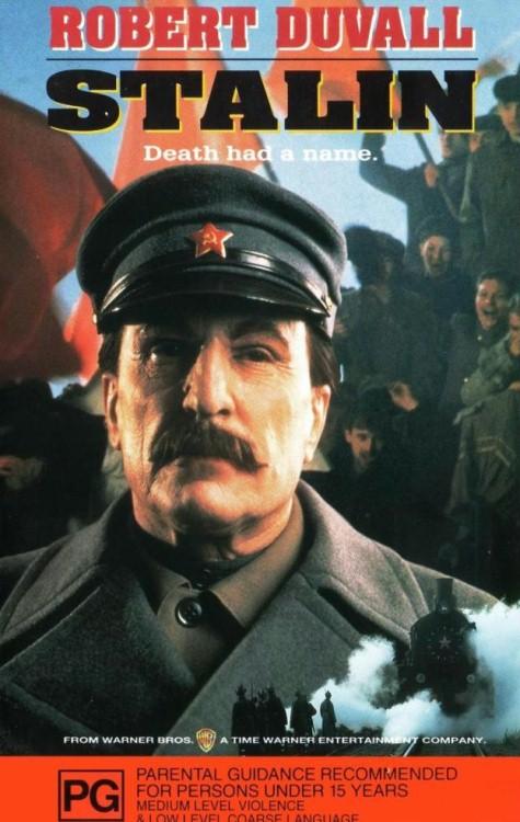 Stalin (1992) PL.TVRip.XviD-NN / Lektor PL