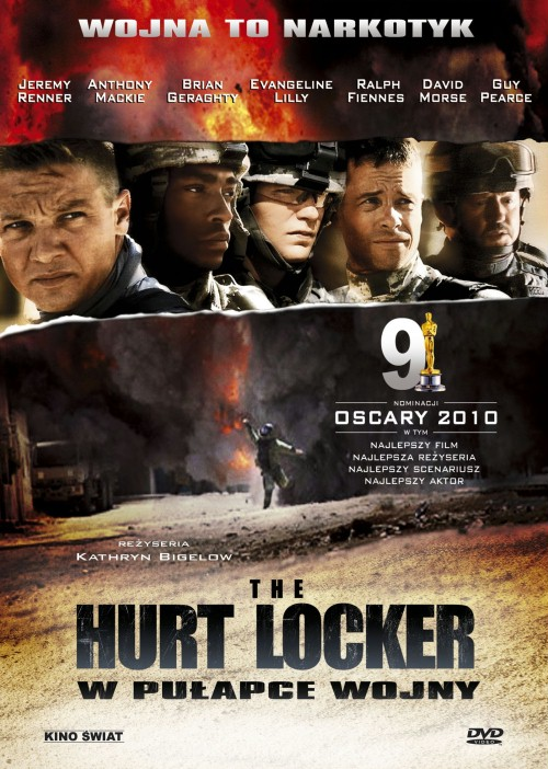W pułapce wojny / The Hurt Locker