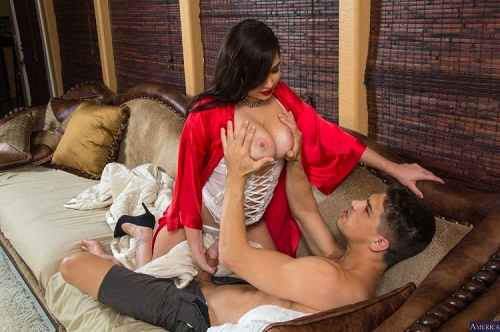 Latin Adultery - Karlee Grey