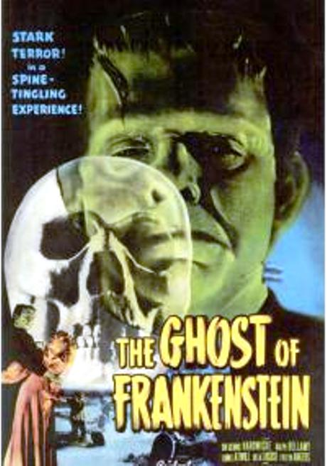 Duch Frankensteina/Ghost of Frankensteine, The