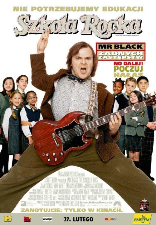 Szkoła Rocka / The School of Rock