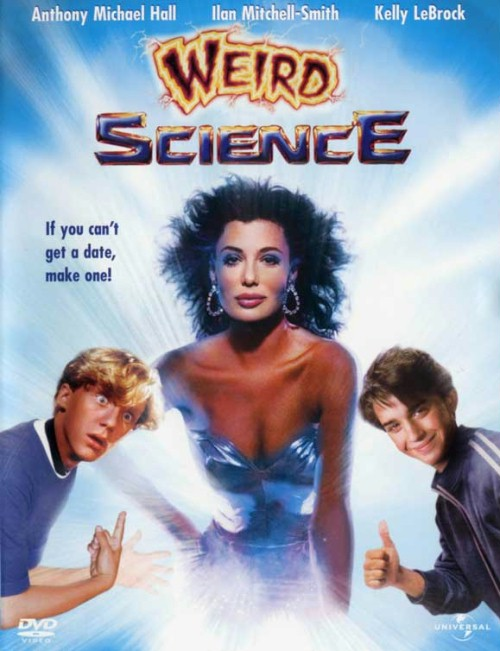 Dziewczyna z Komputera / Weird Science