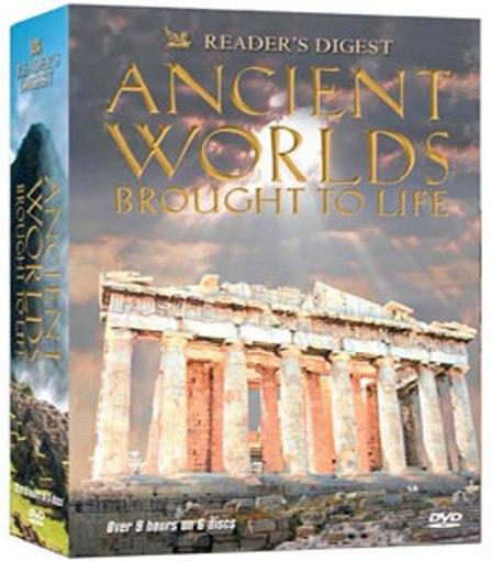 Dziedzictwo Starożytności / Ancient Worlds Brought to Life