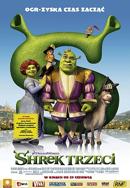Shrek Trzeci / Shrek the Third