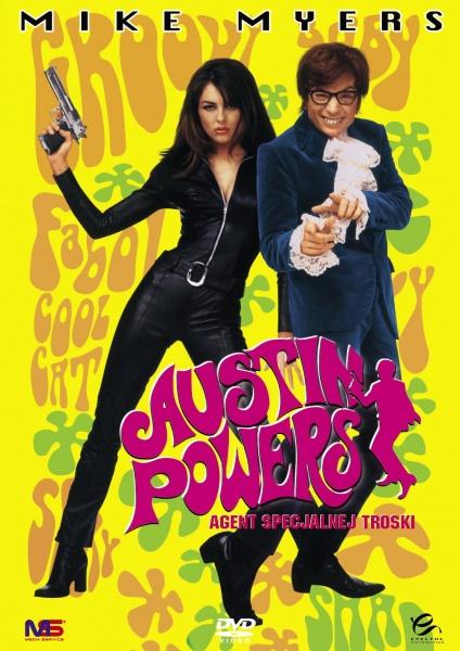 Austin Powers: Agent specjalnej troski