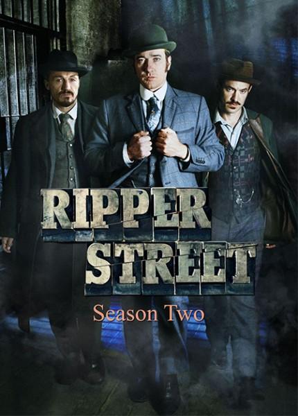 Ripper Street: Tajemnica Kuby Rozpruwacza / Ripper Street (Sezon 2)