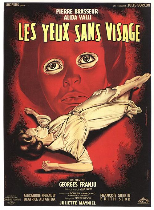 Oczy Bez Twarzy / Les Yeux Sans Visage