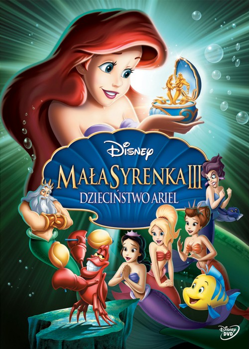 Mała Syrenka: Dzieciństwo Ariel / Little Mermaid: Ariel's Beginning, The