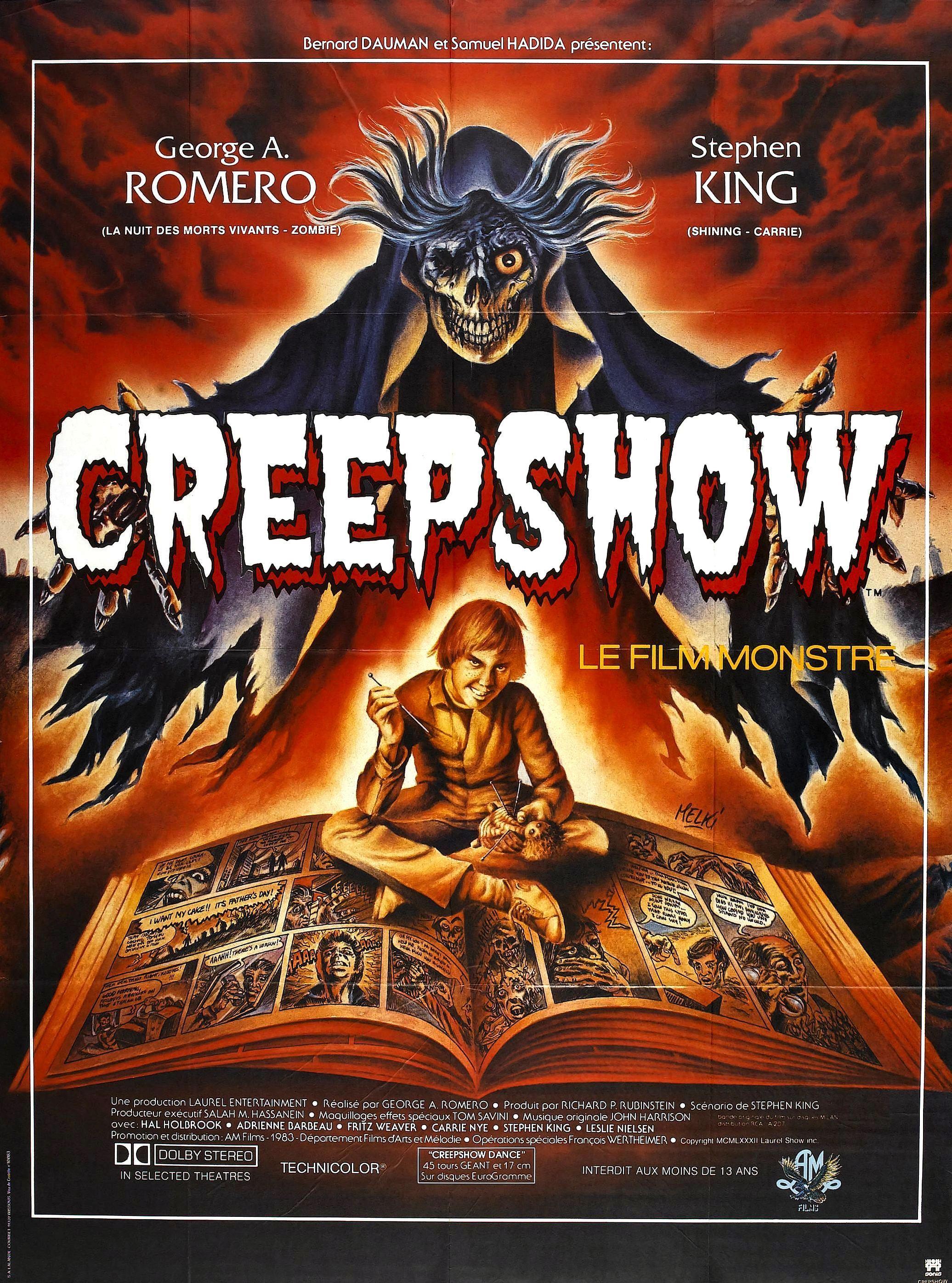 Koszmarne opowieści / Creepshow