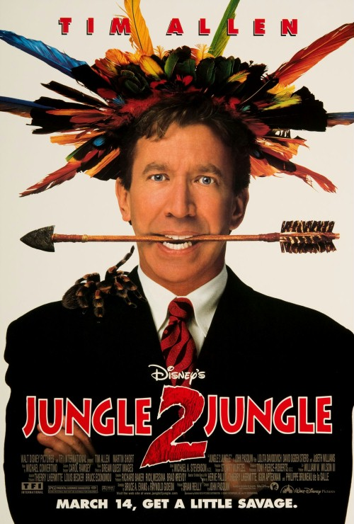 Z dżungli do dżungli / Jungle 2 Jungle