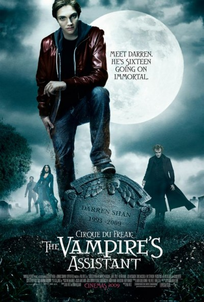 Asystent Wampira / Cirque du Freak: The Vampire's Assistant