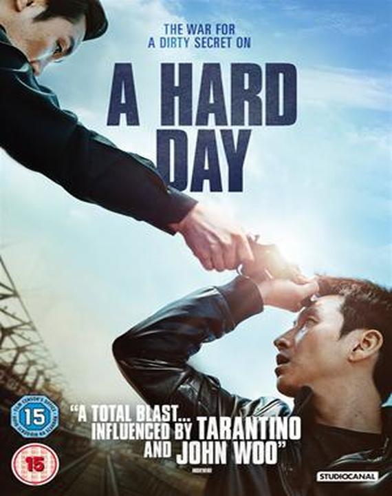Ciężki Dzień / A Hard Day / Kkeut-kka-ji-gan-da