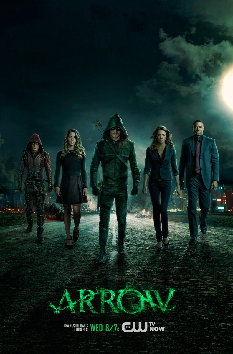 Arrow (Sezon 3)