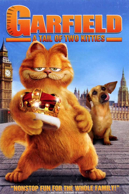 Garfield 2 / Garfield: A Tail of Two Kitties