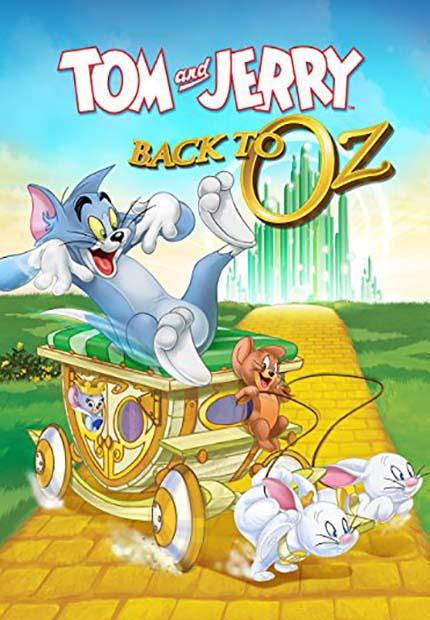 Tom i Jerry: Powrót do krainy Oz / Tom & Jerry: Back to Oz