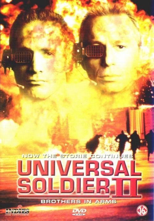 Uniwersalny Żołnierz II: Towarzysze Broni / Universal Soldier II: Brothers in Arms