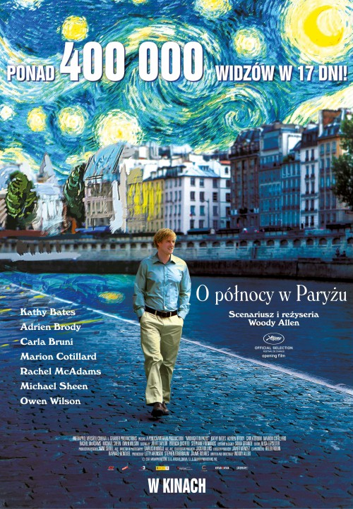 O północy w Paryżu / Midnight in Paris