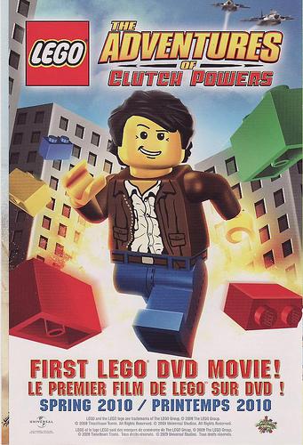 Lego: Clutch Powerd Wkracza Do Akcji / Lego: The Adventures of Clutch Powers