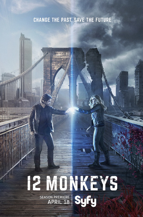 12 małp / 12 Monkeys (Sezon 2)