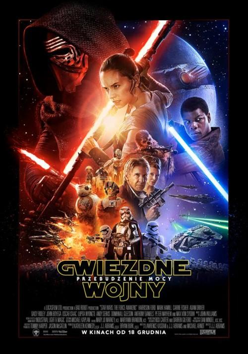 Gwiezdne Wojny Przebudzenie Mocy / Star Wars: The Force Awakens