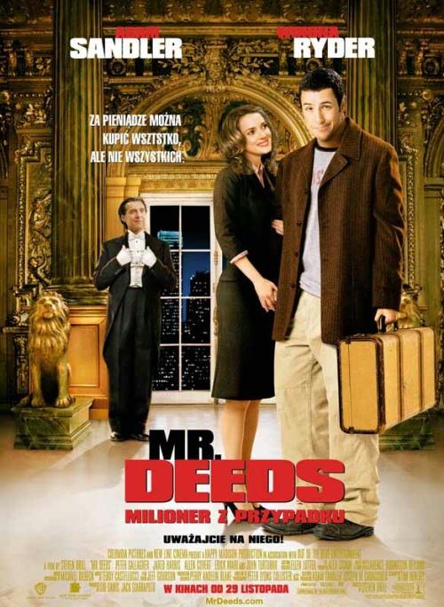 Mr. Deeds Milioner z Przypadku / Mr. Deeds