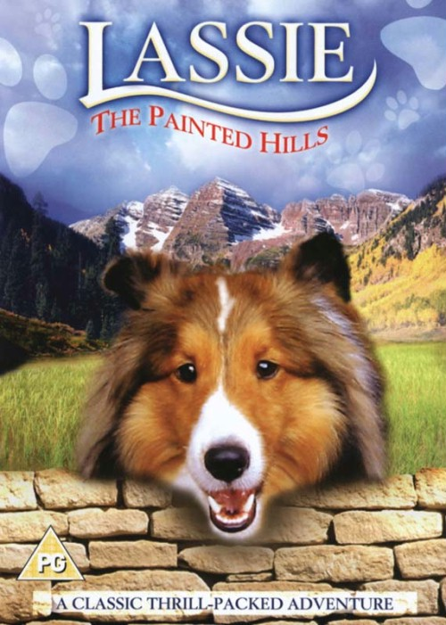 Lassie z Malowanych wzgórz / The Painted Hills