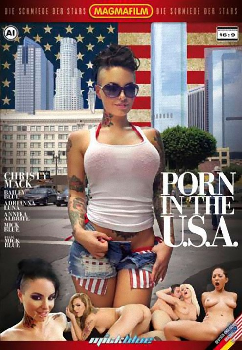 Porn In The U.S.A.