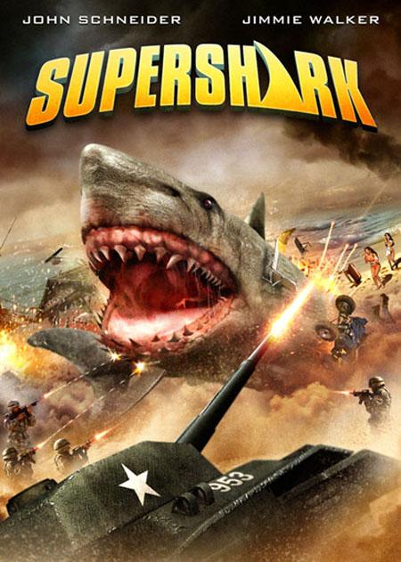 Podwodna bestia / Super Shark