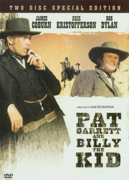 Pat Garrett i Billy Kid / Pat Garrett & Billy the Kid