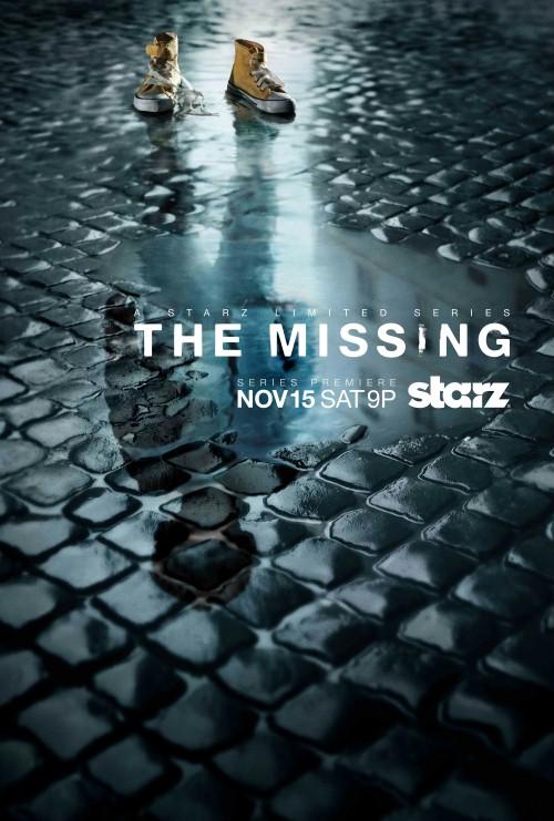 Zaginiony / The Missing (Sezon 1)