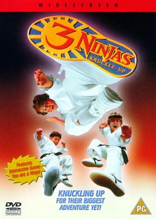 Małolaty Ninja na wojennej ścieżce / 3 Ninjas Knuckle Up