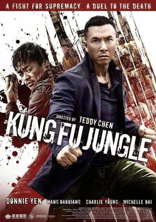 Yat ku chan dik mou lam / Kung Fu Jungle