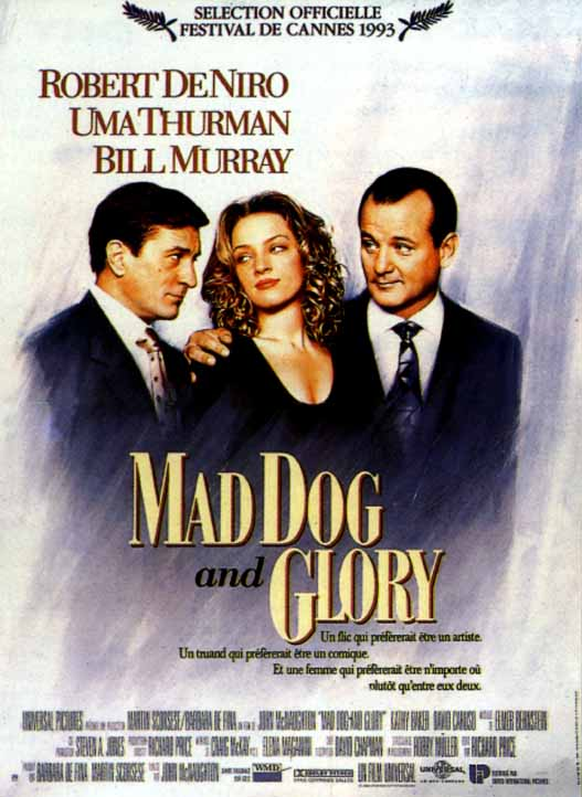 Dziewczyna gangstera / Mad Dog and Glory