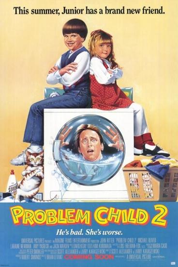 Kochany urwis 2 / Problem child 2