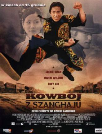 Kowboj z Szanghaju / Shanghai Noon