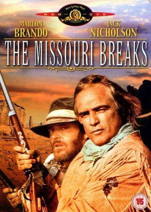 Przełomy Missouri / The Missouri Breaks