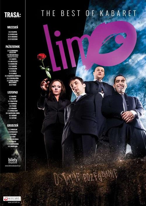 Kabaret Limo - Ostatnie Pożegnanie (2014)