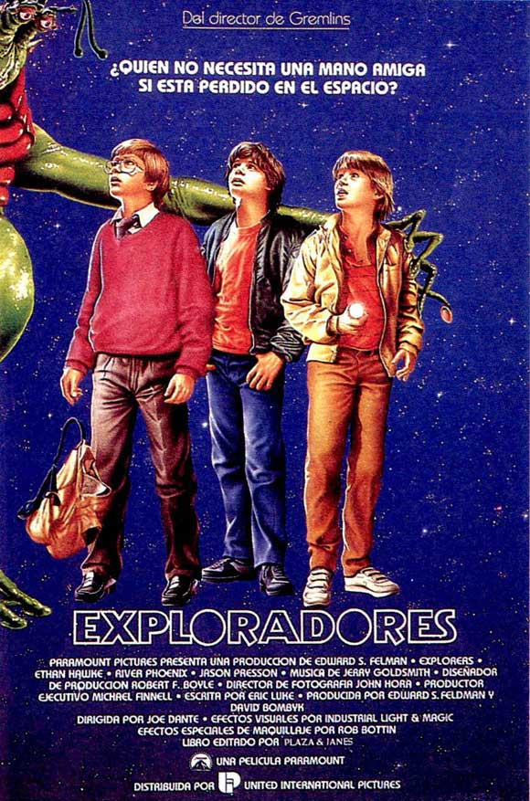 Odkrywcy / Explorers